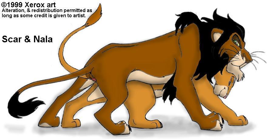 kovu kiara lion the king and Khalisah bint sinan al jilani