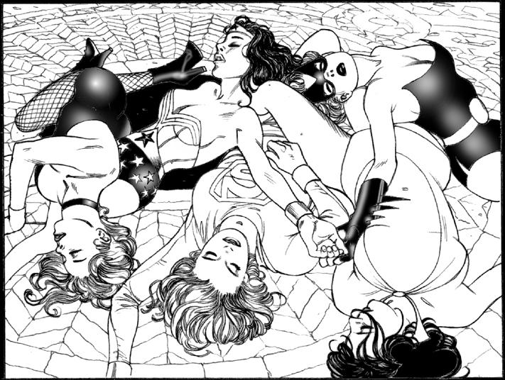 justice gods league and tina monsters Vigilante: boku no hero academia
