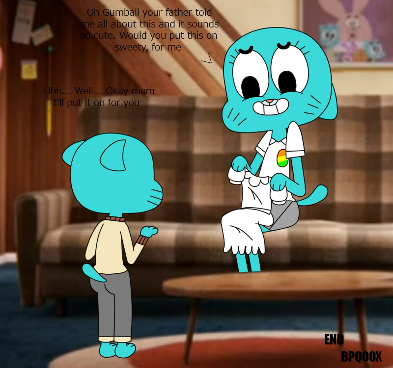 amazing the of gumball molly world Night in the woods aunt molly