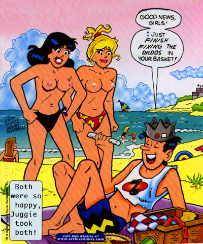 betty veronica and The buzz on maggie disney channel