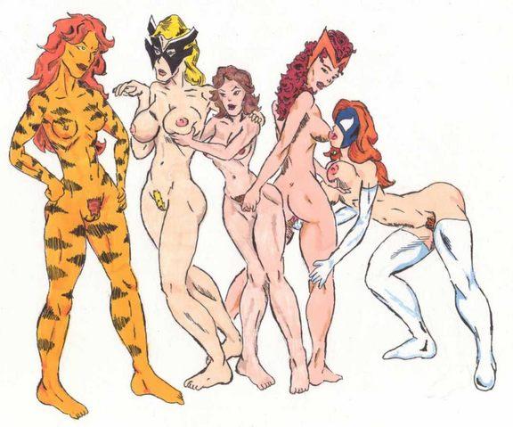 super scarlet hero witch squad Lapis lazuli steven universe naked