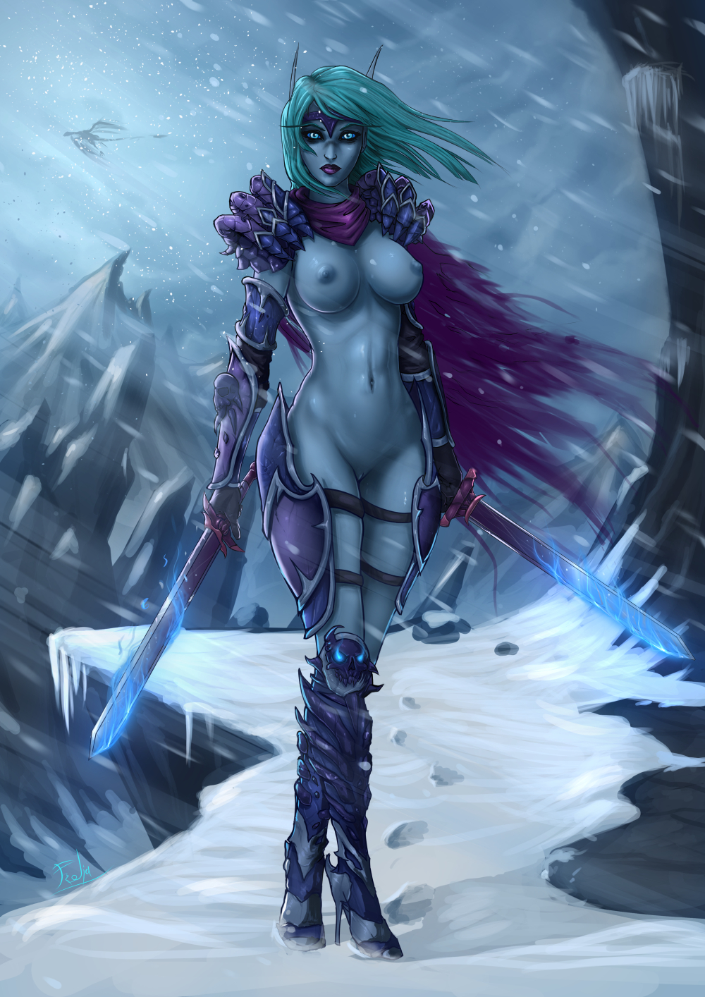 warcraft blood world elf symbol of Highschool dxd koneko sex fanfiction