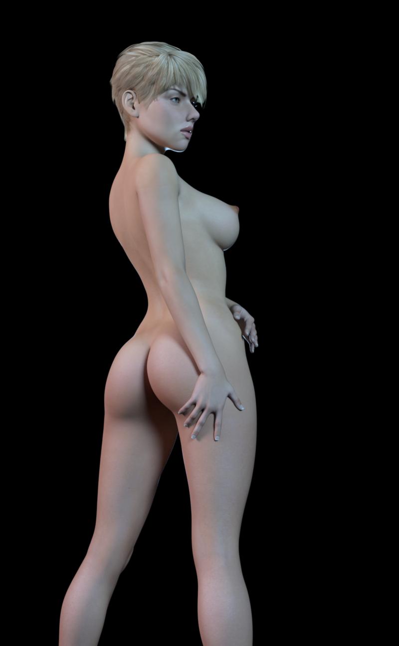 widow scarlett johansson black nude Inanimate insanity apple and marshmallow