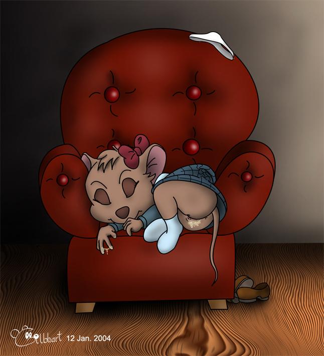 great detective kitty mouse miss Yondemasu yo, azazel-san z