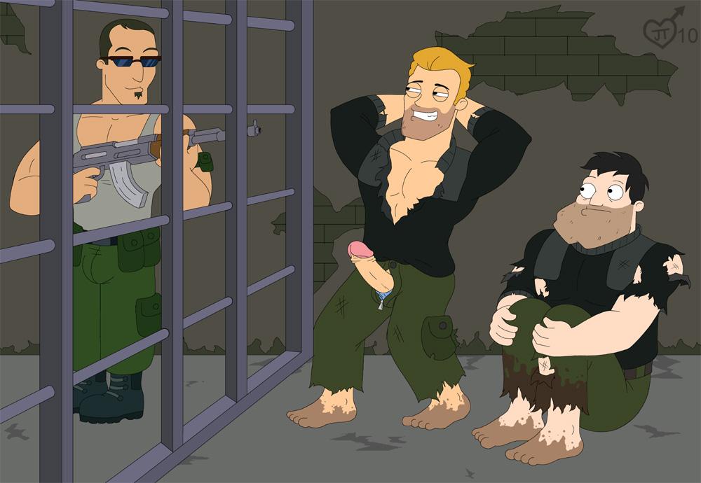 gay dad american cartoon porn Persona 3 portable battle panties