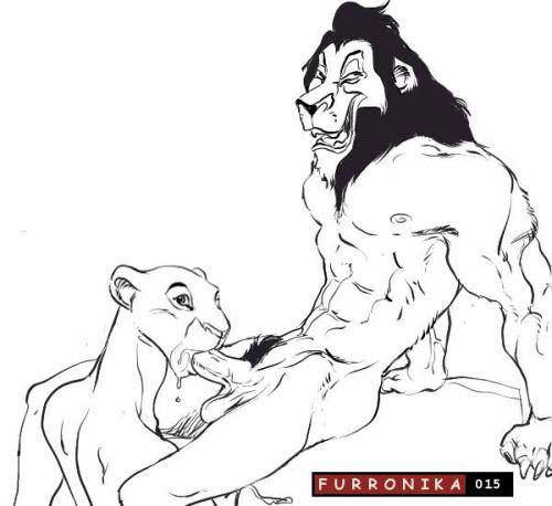the and king kiara kovu lion Girls_frontline