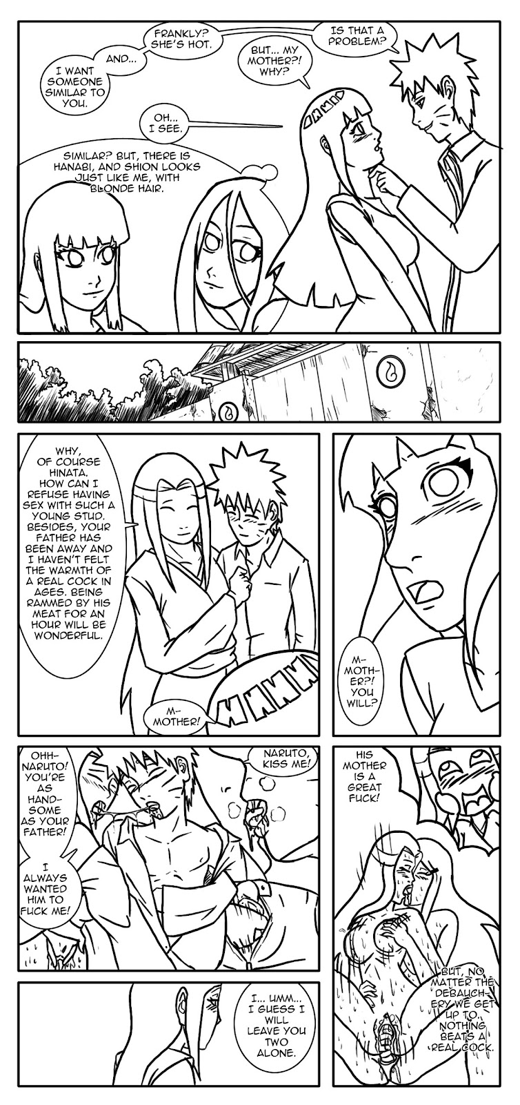 is mother naruto fanfiction a fem Mr. friendly half life