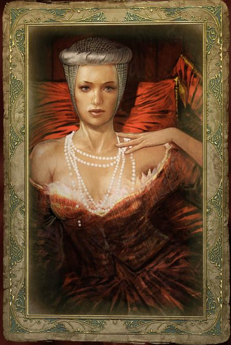 triss 3 witcher the nude The outer worlds