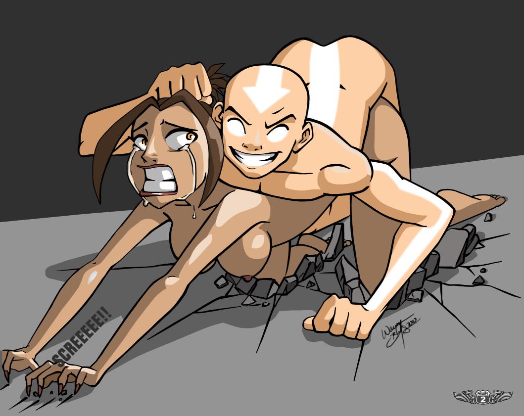 the last airbender boulder the avatar Monster musume no iru nichijou