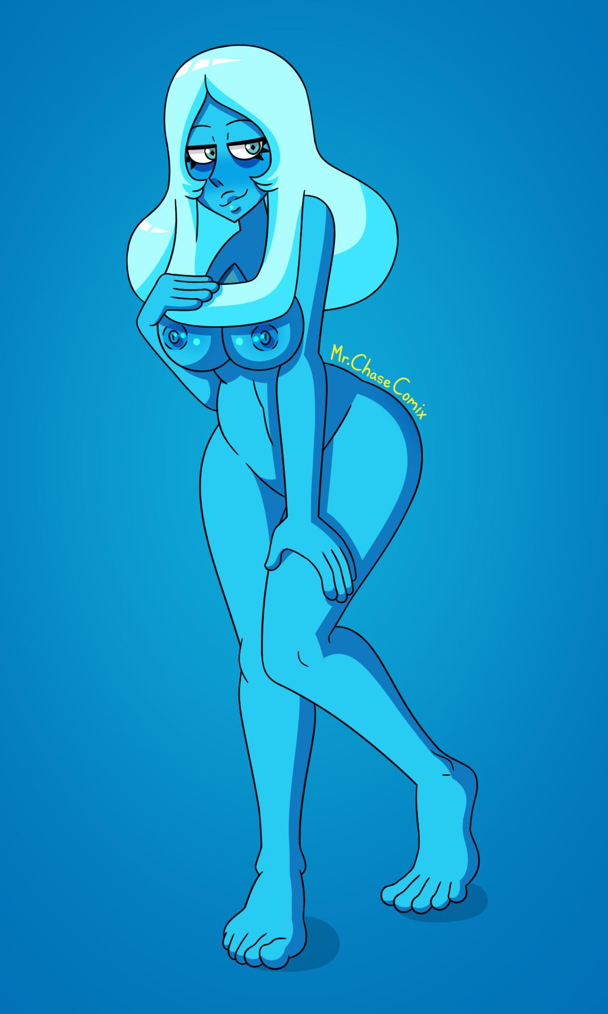 gem diamond blue universe steven Scp-610 the flesh that hates