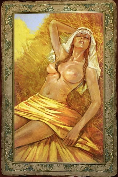 3 the nude triss witcher Yang xiao long hentai gif