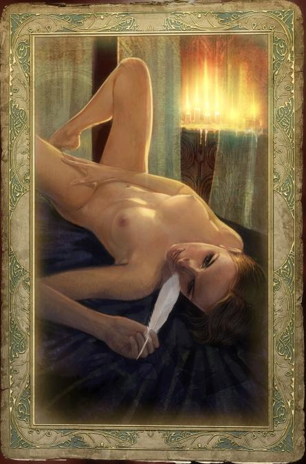 triss witcher the nude 3 My little pony 3d sex