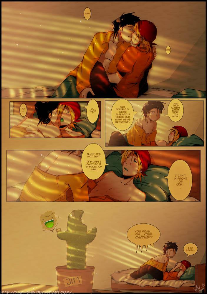 blender edd ed knight eddy and Koinaka koinaka de hatsukoi x nakadashi sexual life the animation