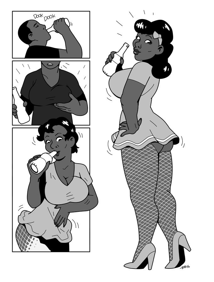 male gif transformation female to One piece zoro fan art