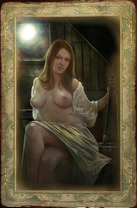 3 the triss witcher nude Green eggs and ham gluntz