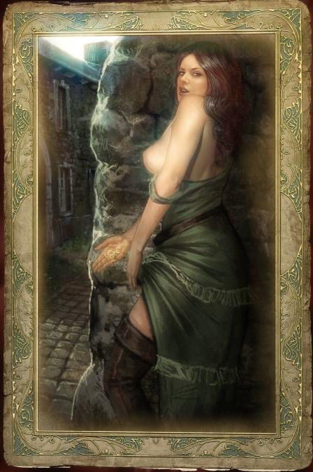 3 nude witcher the triss Billy and mandy buenos dias