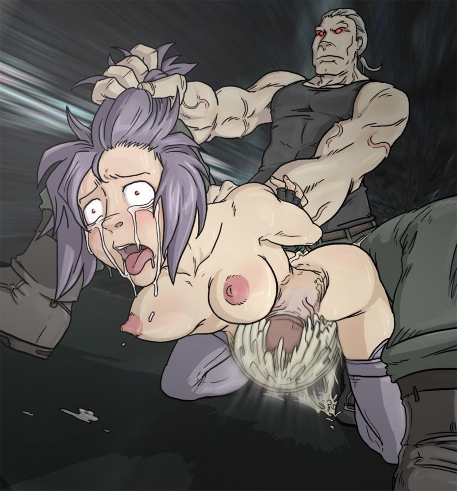 my comic the in attic ghost Tamamo-no-mae fate