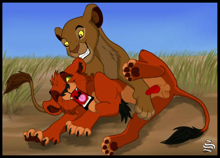 and lion the guard fuli kion Father and son gay sex comics
