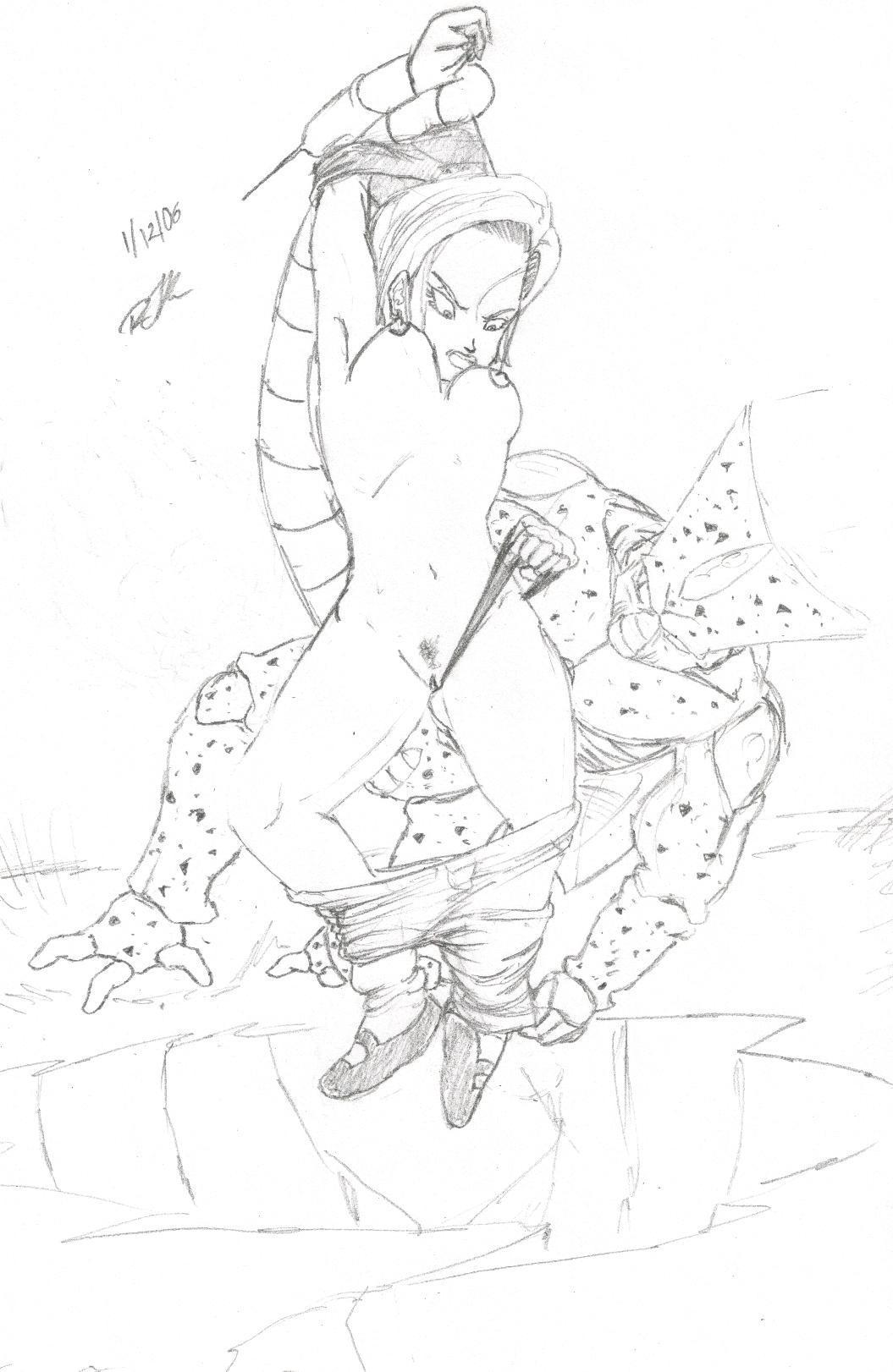 z dragon porn ball 18 android Libra of the vampire princess cg