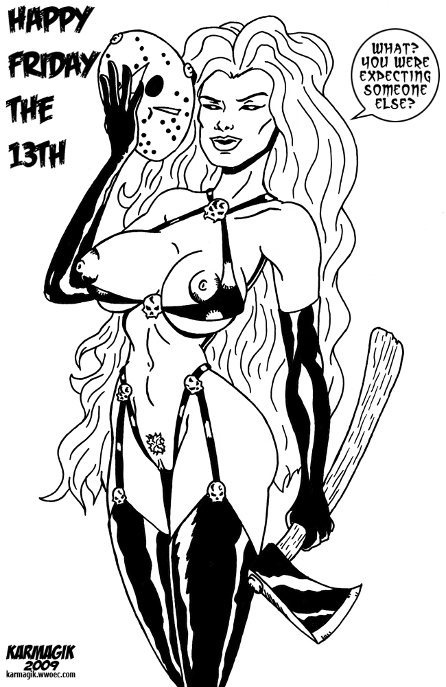game nudity friday 13th the the Trials in tainted space codex