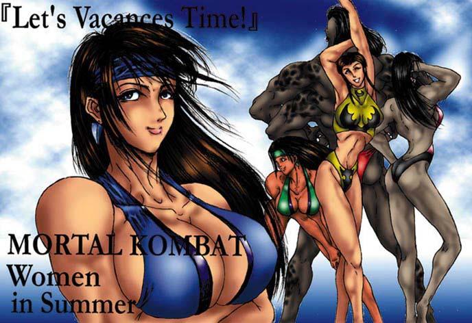 catwoman kombat mortal universe vs.dc Yu gi oh gx burstinatrix