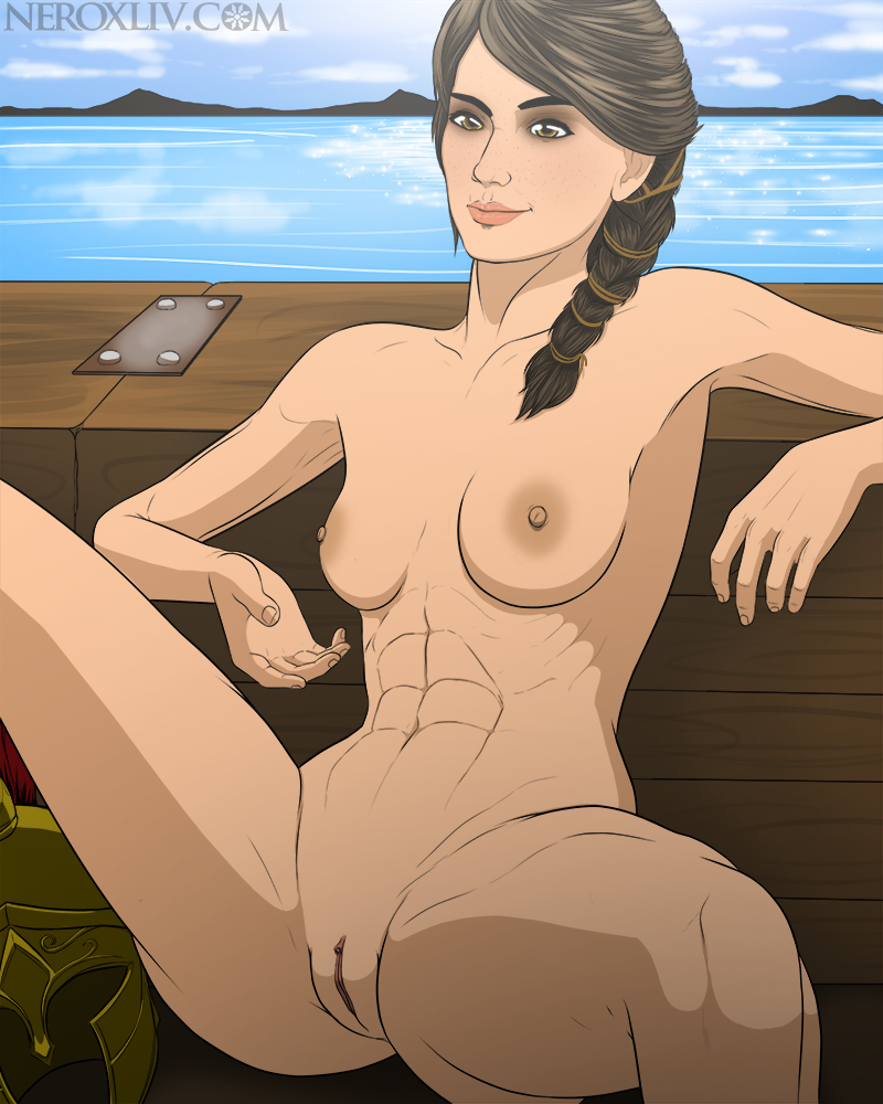 origins aya nude creed assassin's Star butterfly naked boobs and pussy