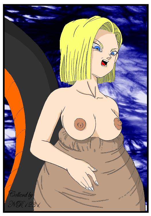 android porn ball 18 dragon z Jojo's bizarre adventure fan art
