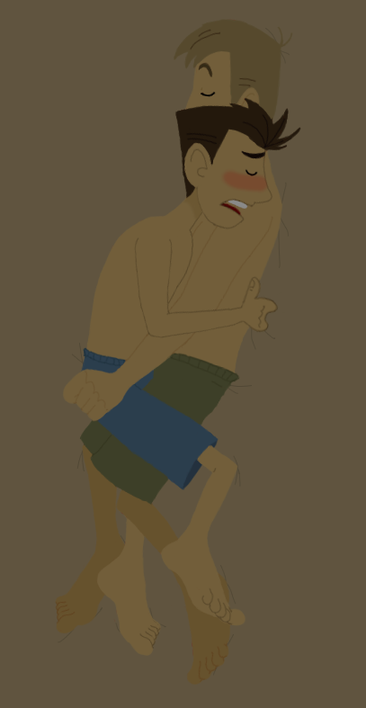 naked aviva kratts from wild Muhyo to rouji no mahouritsu soudan
