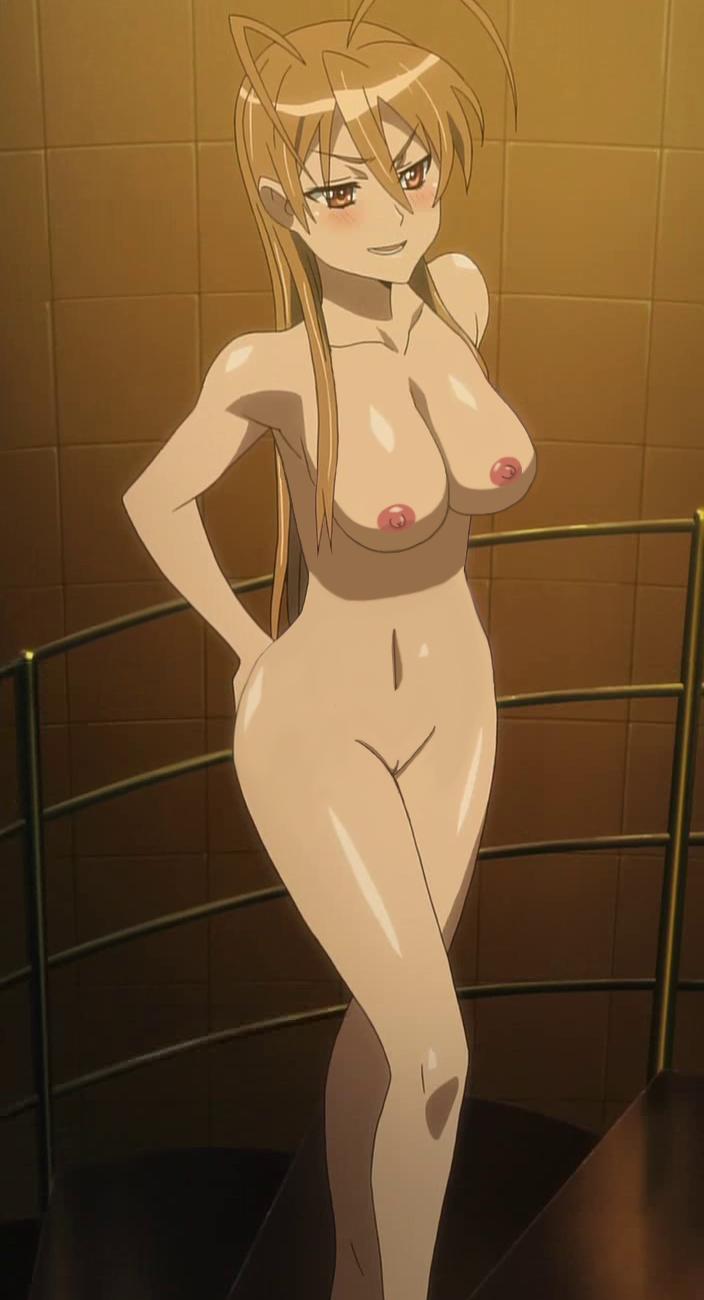 nude dead of high school the Yuuki highschool of the dead