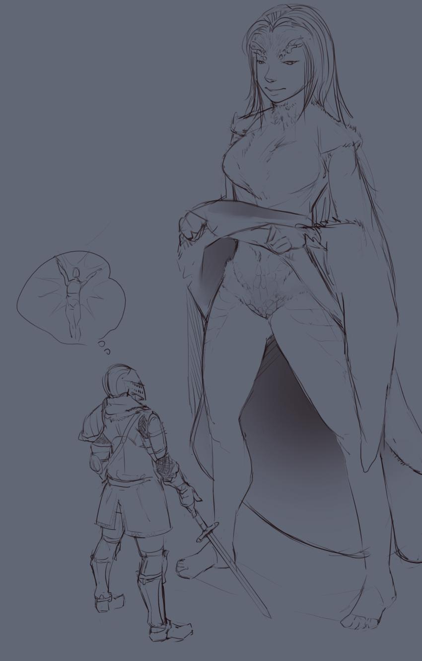 ashen firekeeper x dark souls one 3 Hunter x hunter kurapika girl