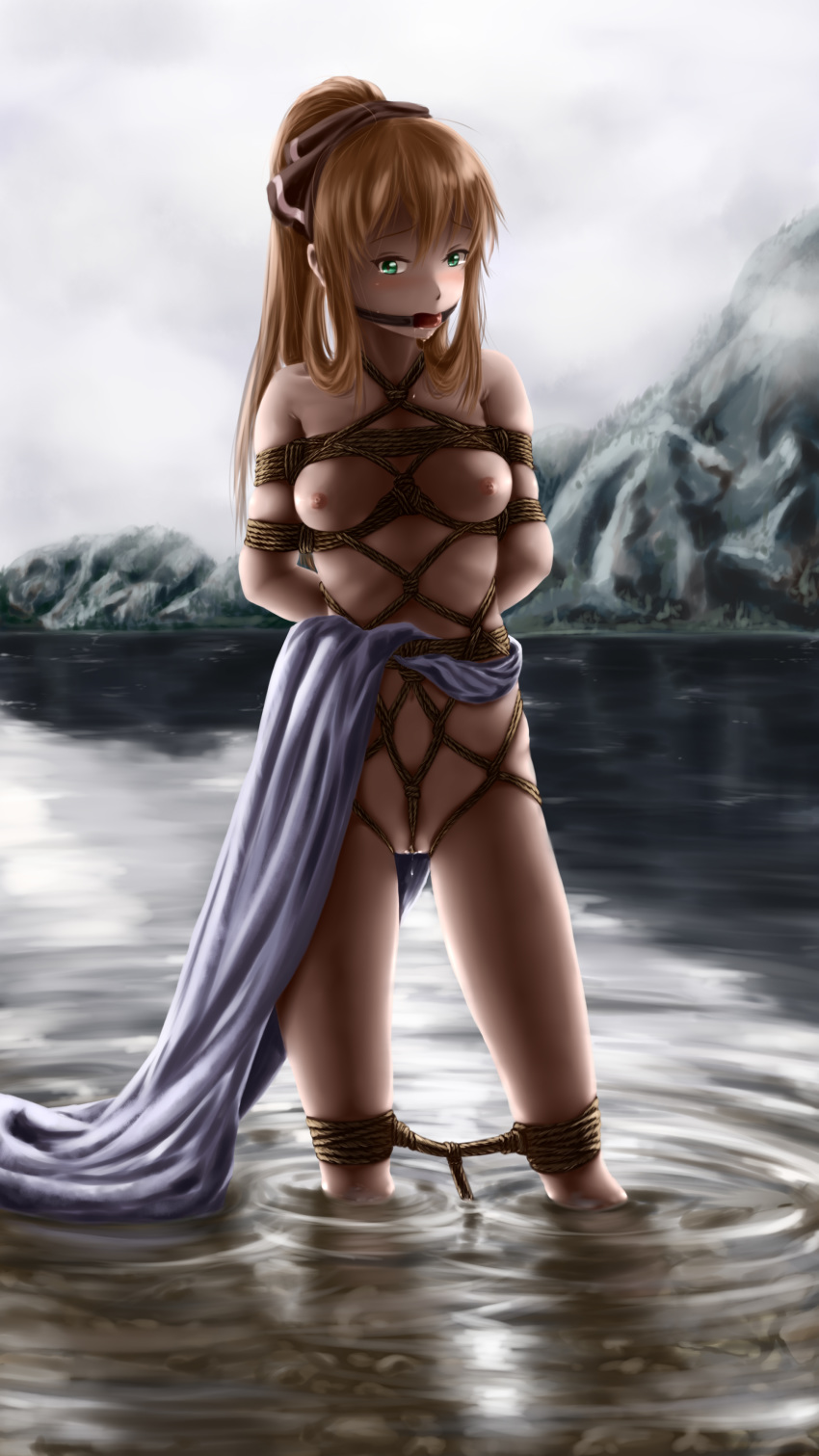 revenge masamune-kun no mom Pauldrons of the molten giant