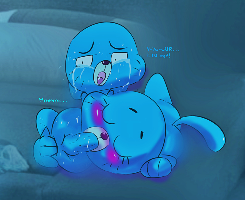 gumball amazing the nude of world Jane the killer