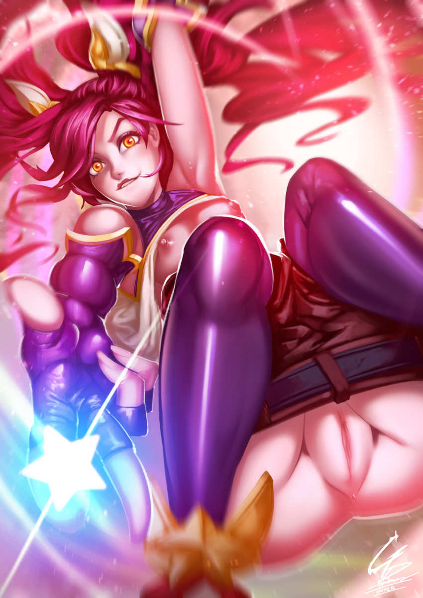 and league legends jinx vi of Anime transgender male to female