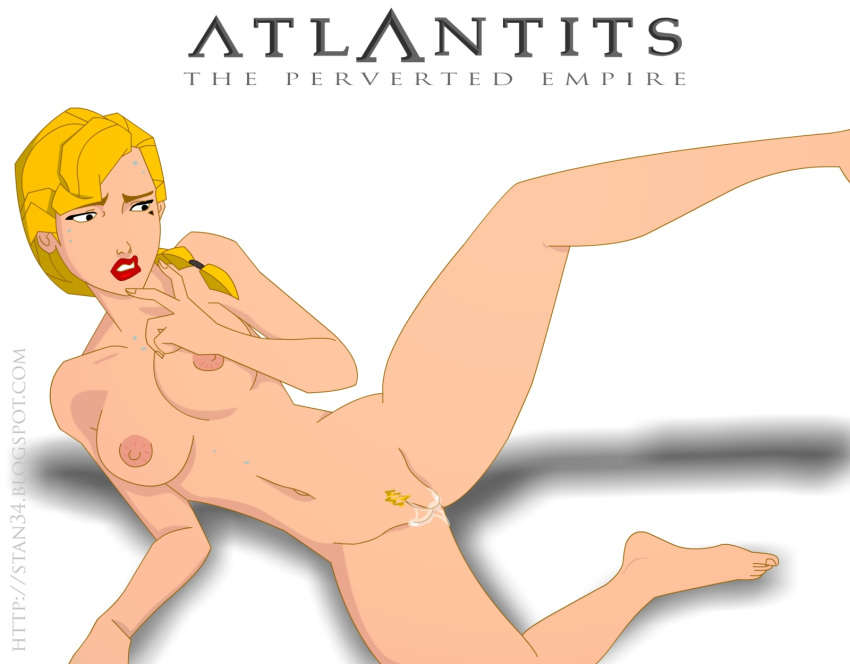 lost empire the atlantis Under(her)tail imgur