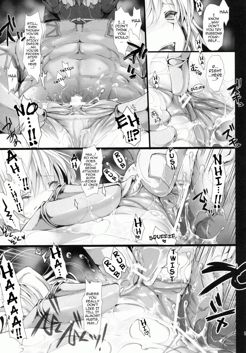 daora kushala armor hunter monster Let me explain studios hentai