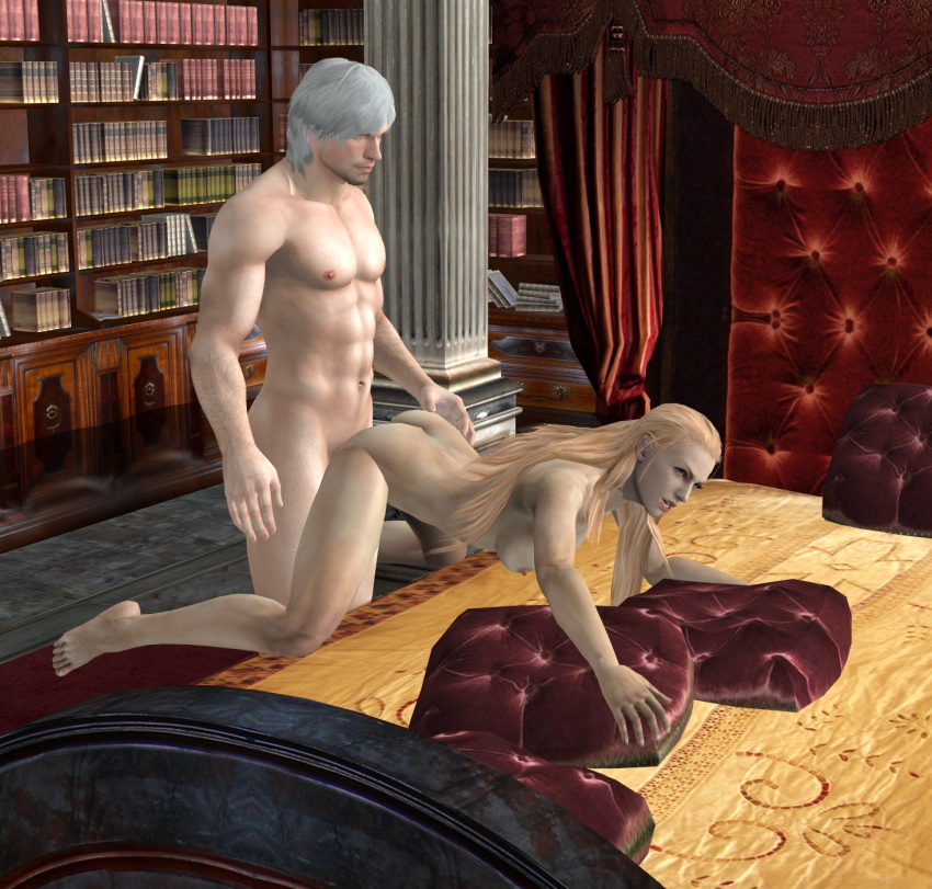knuckles the devil series cry dante and may featuring from The seven deadly sins estarossa