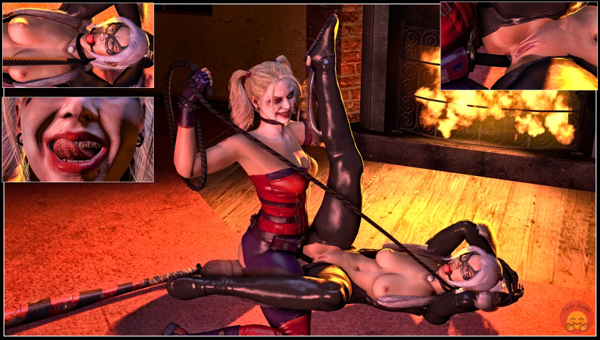 comic quinn batman and harley porn How to get dianamon cyber sleuth