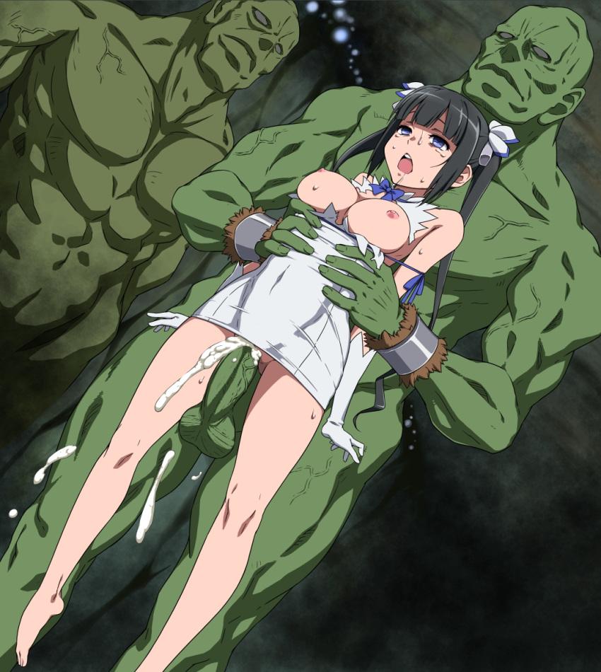 danjon no machigatteiru deai motomeru daro ni ka wa o Where to buy monster girl quest