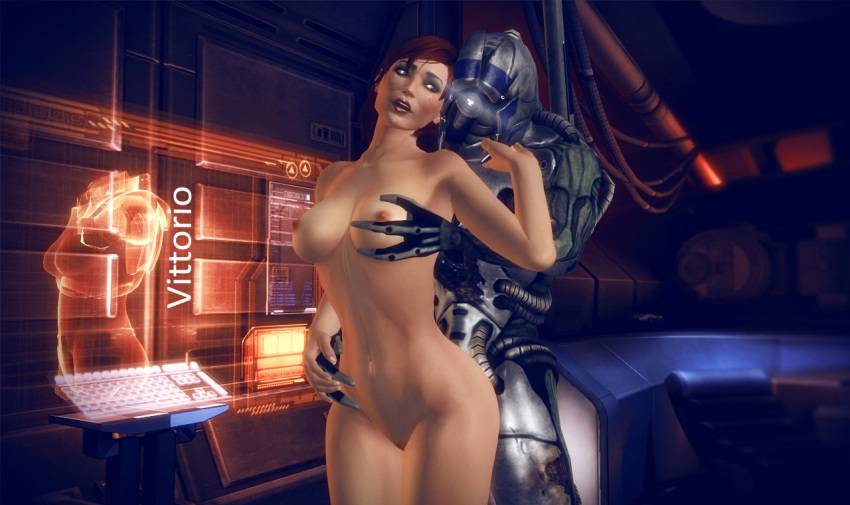 mass effect tali Phineas and ferb vanessa naked