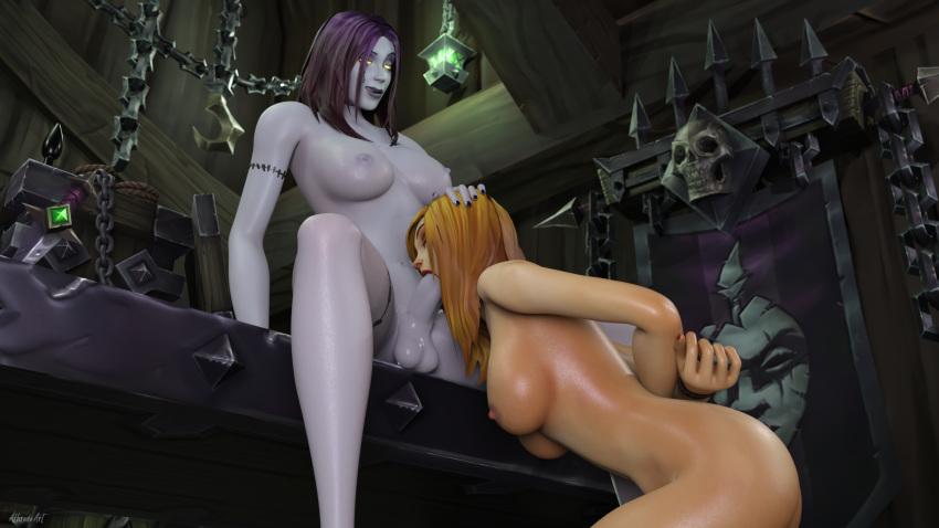 warcraft vancleef world vanessa of Yumekui:_kusunoha_rumi_choukyou_hen