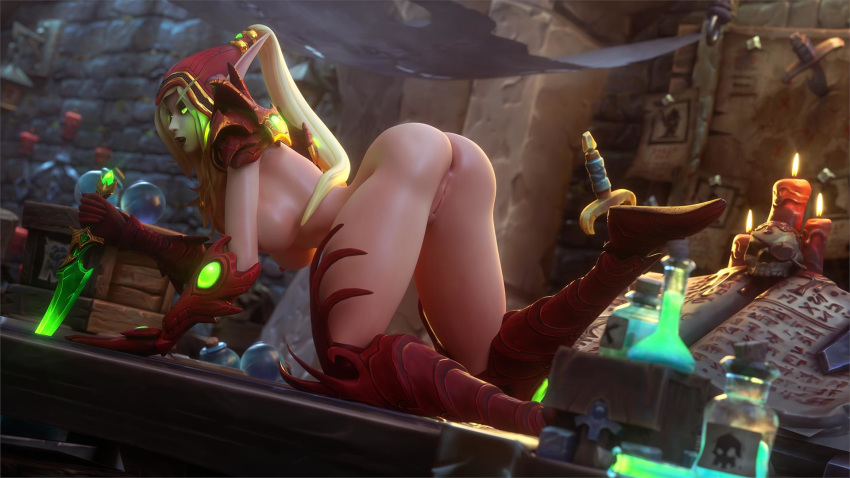 elf of symbol world blood warcraft What is a rope bunny