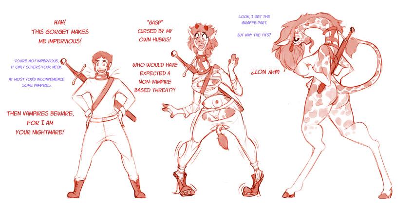 female to animation transformation male Grimgar of fantasy and ash mimori
