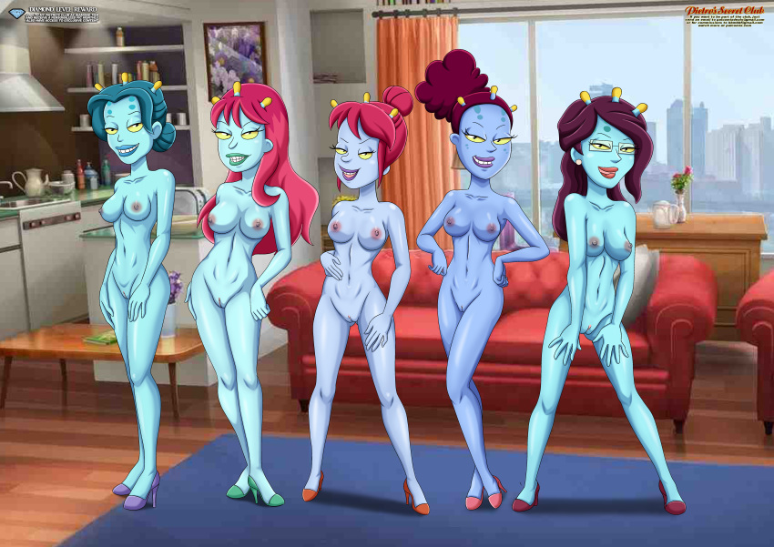 nude smith rick summer morty and Assassin's creed syndicate evie naked