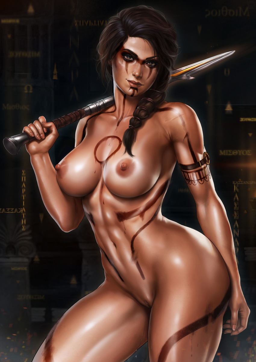 kassandra odyssey creed naked assassin's Paw patrol rocky x tundra