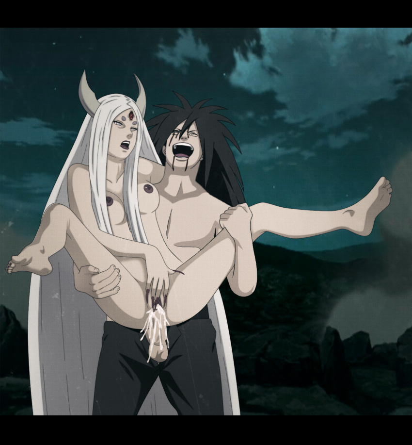 naruto x otsutsuki crossover kaguya fanfiction Toothless x hiccup mating fanfiction