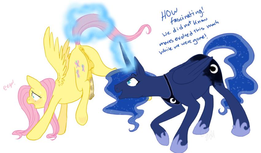 princess skystar pony little my Joshiochi!: 2-kai kara onnanoko ga futtekita!?