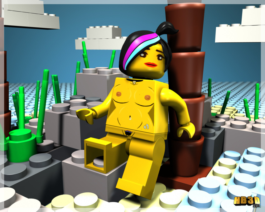 wildstyle the movie lego from Mangle fnaf full body fixed