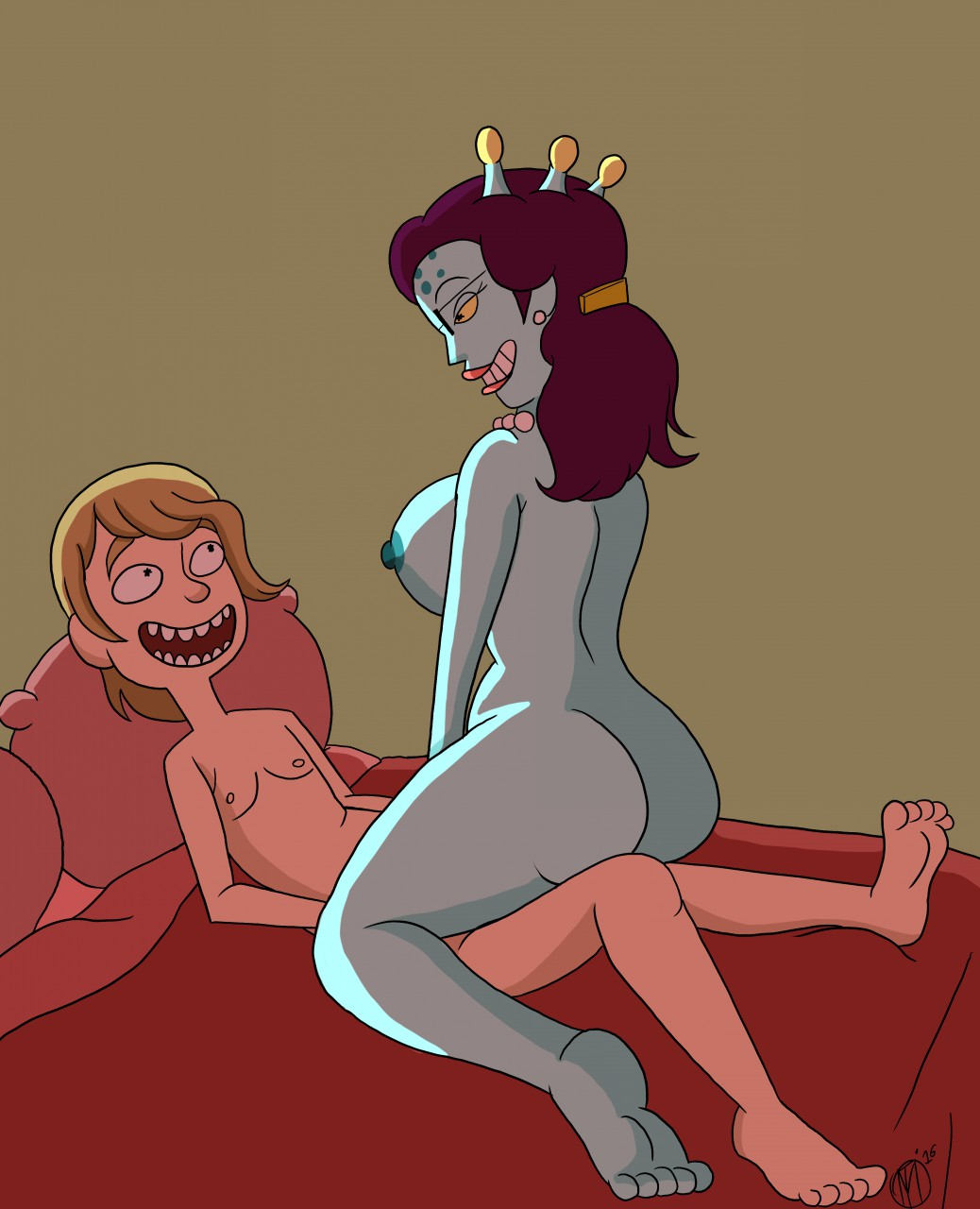 and of morty season index rick 1 Five nights at freddy's chica naked