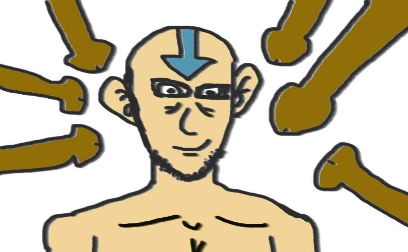 the airbender avatar last porn gay Tenchi muyo war on geminar doll
